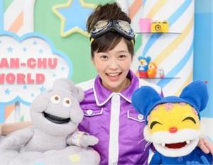 出演情報:<br>NHK Eテレの「ニャンちゅうワールド放送局」にレギュラー出演中です