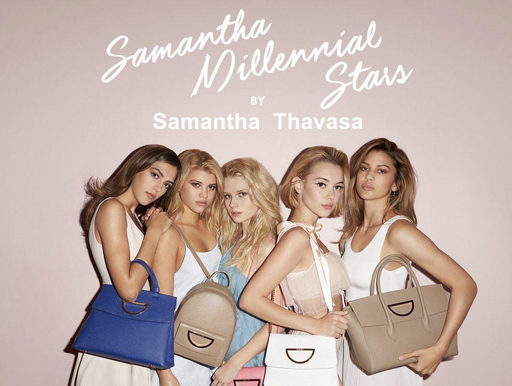 Samantha Thavasa オフィシャルムービー