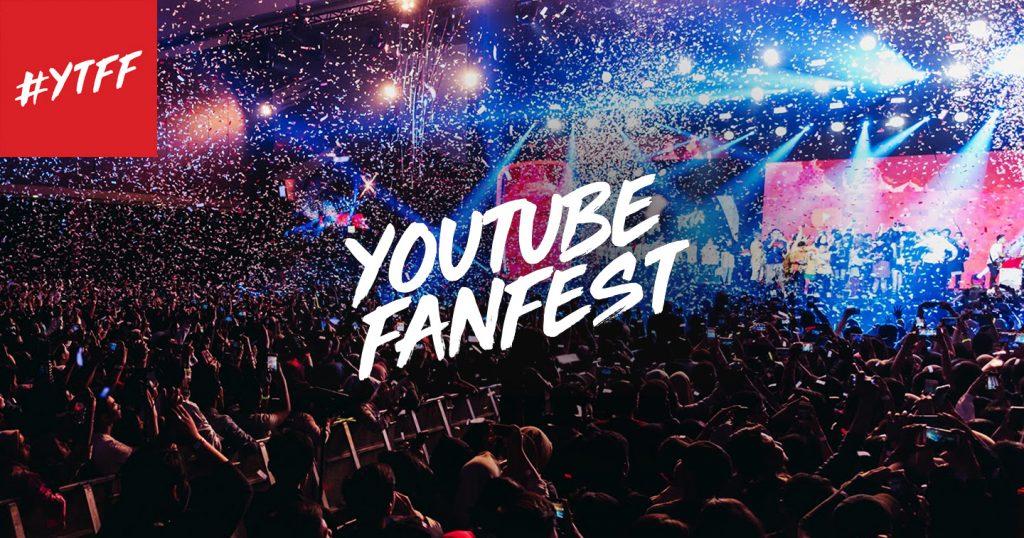 YouTubeFanFest 2019 | マジック演出